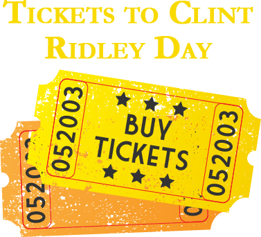 Tickets to Clint Ridley Day